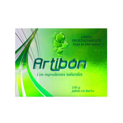 Artibon Jabón con ingredientes naturales
