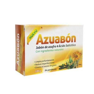 JABÓN DE AZUFRE Y ÁCIDO SALICILICO