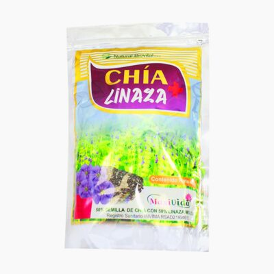 CHIA + LINAZA EN POLVO 400 GR ALFA JPG