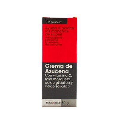 CREMA DE AZUCENA 30 GR KOSMADERM JPG