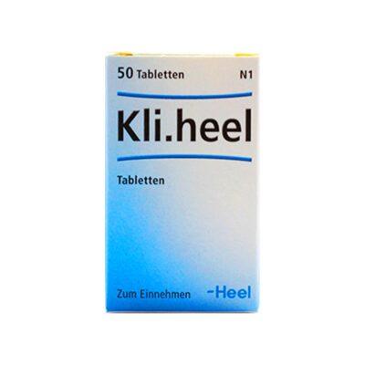 KLI- HEEL 50 TABLETAS HEEL JPG