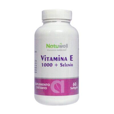 Vitamina E x 60
