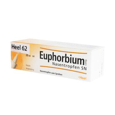 EUPHORBIUM HEEL 62 20 ML 2