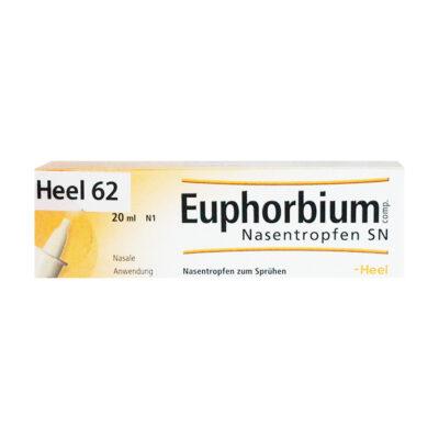EUPHORBIUM HEEL 62 20 ML