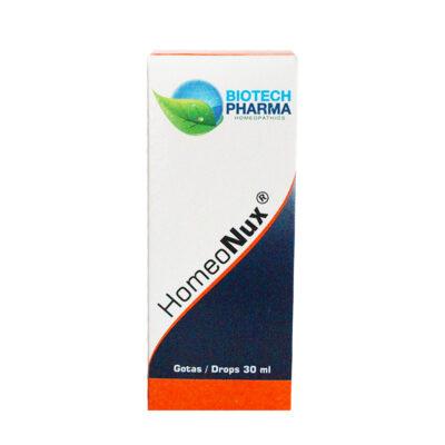 HOMEONUX GOTAS BIOTECH PHARMA 30 ML