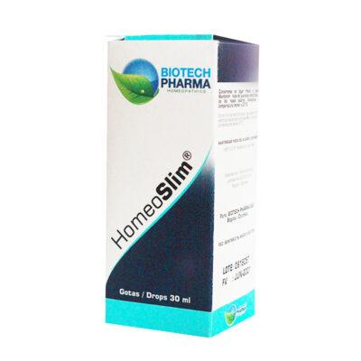 HOMEOSLIM GOTAS BIOTECH PHARMA 30 ML 2
