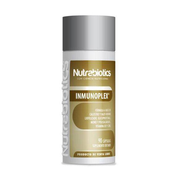 INMUNOPLEX NUTRABIOTICS 90 CAPSULAS