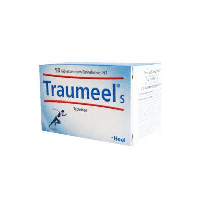 TRAUMEEL HEEL 50 TABLETAS 2