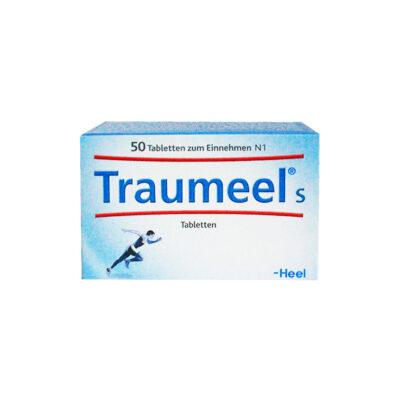 TRAUMEEL HEEL 50 TABLETAS