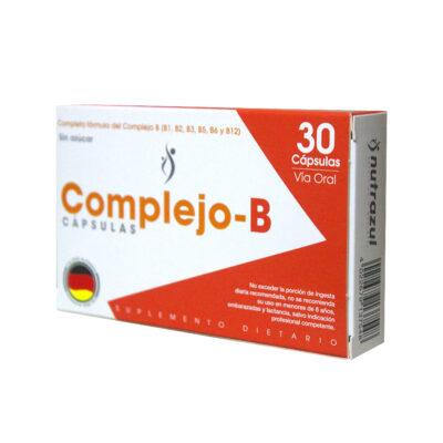 COMPLEJO B 30 CÁPSULAS PHARMARIS