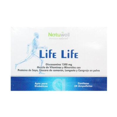 Life Life tratamiento para fortalecer las articulaciones