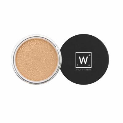 Base de Maquillaje Mineral 100% natural