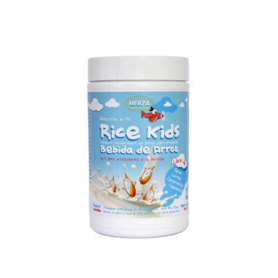 Bebida de arroz para niños