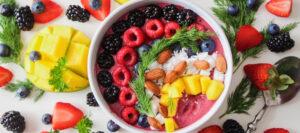 Principales fuentes de antioxidantes