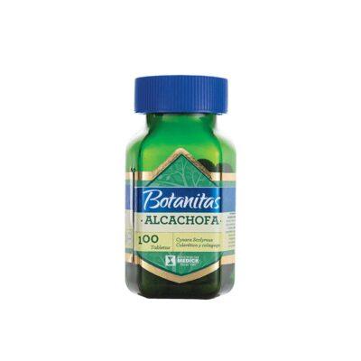 Alcachofa en tabletas