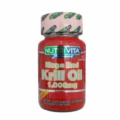 Omega 3 Mega Red Krill Oil